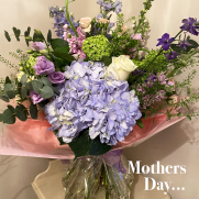 lilacs mothers day bouquet