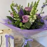 Bouquet Mothers Day, Purple Violets