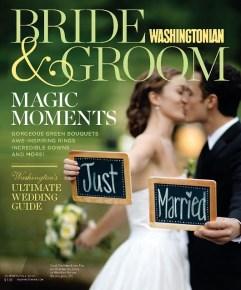 Washingtonian Bride & Groom, Summer/Fall 2010