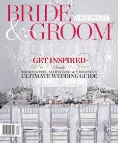 Washingtonian Bride & Groom, Winter/Spring 2012