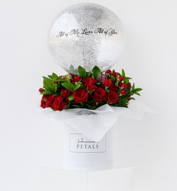 Confident Red Roses for Anniversary / Love Expressions / Romance