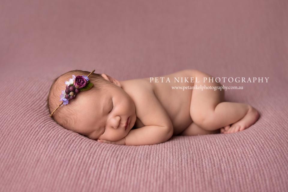 Hobart Newborn Portraits