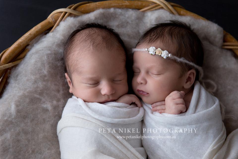 hobart twins photographer