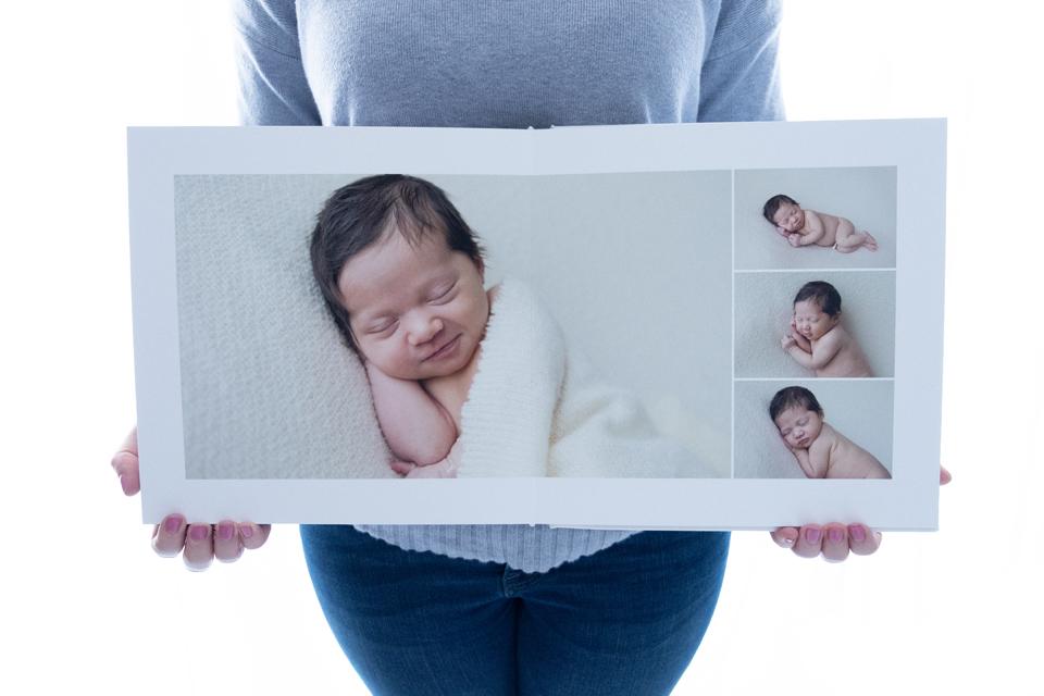 Album Newborn Photography001
