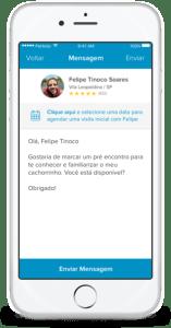 aplicativo de cachorro em portugues
