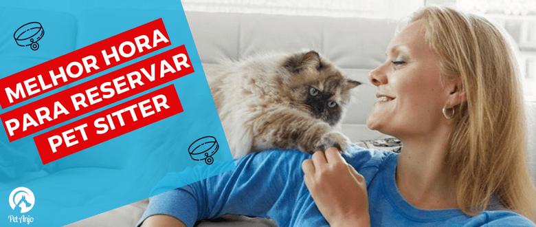 pet sitter thumbnail melhor hora para contratar