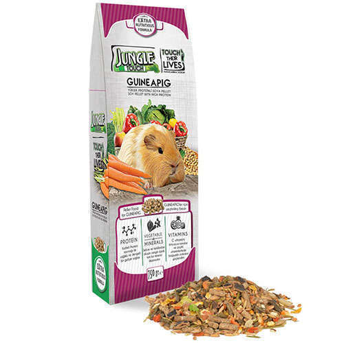 Jungle Touch Guinea Pig Yemi 700 gr 1