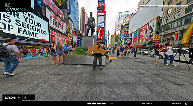 Photographer Captures New York City in Interactive 360 Degree Panoramas panorama