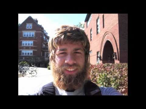 Creative Timelapse of a Beard Growing Over the Course of