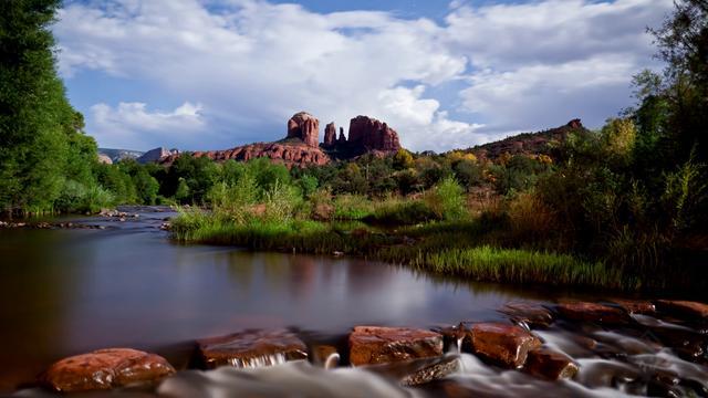 Breathtaking Time Lapse Video Of Arizona And Utah Landscapes