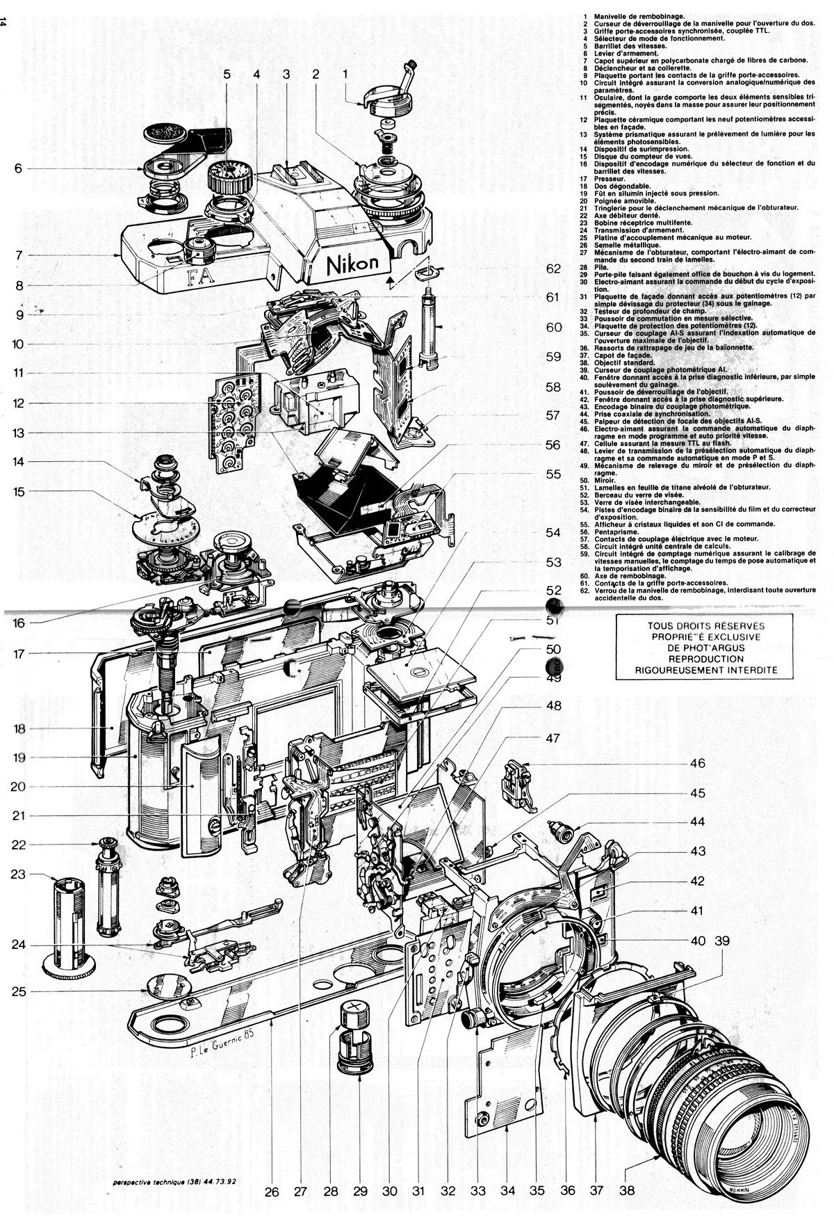 slr camera diagram 1996 toyota corolla alternator wiring these schematics offer an exploded view of old nikon