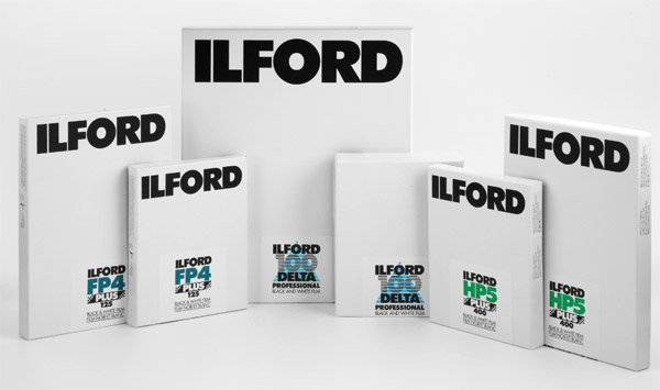 Ilford Opens Up a Photo Lab in California, Will Process Your Film by Mail ilford2