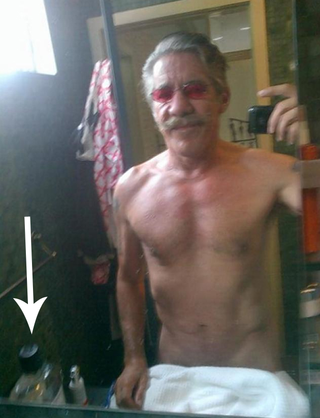 A Geraldo Rivera Selfie Tutorial Photo 2