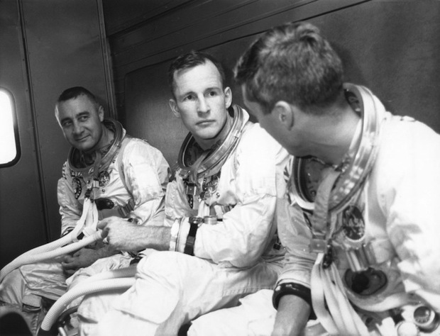 Incredible Online Gallery of High Res Film Scans from Every Apollo Mission apollo1 1