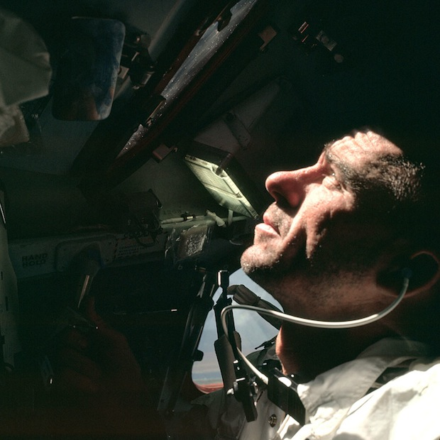 Incredible Online Gallery of High Res Film Scans from Every Apollo Mission apollo7 1