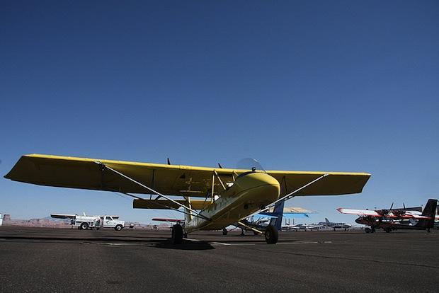 AirCam: A $  50,000 Homebuilt Airplane Kit for Serious Aerial Photographers aricam3