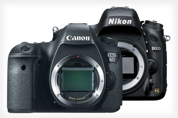 DSLR Giveaway: Win Your Choice of a Canon 6D or a Nikon D600! canon6dnikond600giveaway