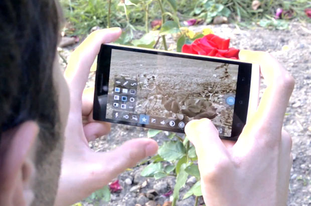 CyanogenMod Unleashes Its Own Camera App Called Focal cyanogenfocal