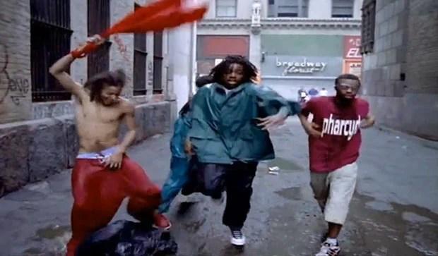Revisiting Pharcydes Drop Backwards Music Video dropvid
