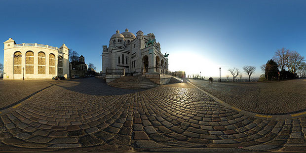 Bending Pixels: Fun Things You Can Do With Panorama Stitching Software full360