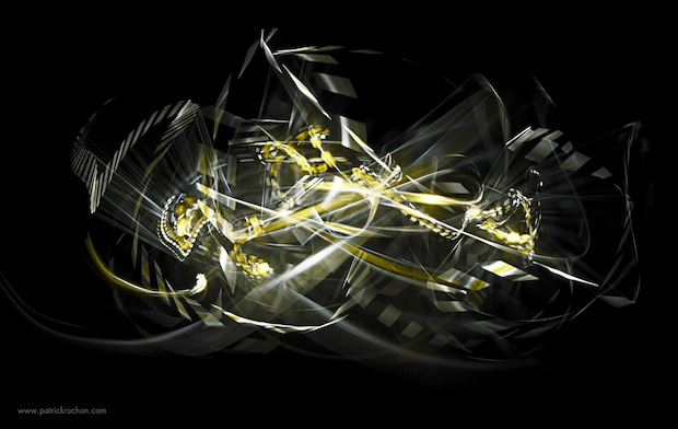 Beautiful Abstract Light Paintings Created With Lighted Swords in Pitch Darkness lpkata2