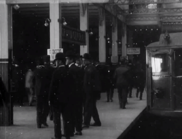 Blast From the Past: Take a Trip on New York Citys Subway System Circa 1905 nycsubway1