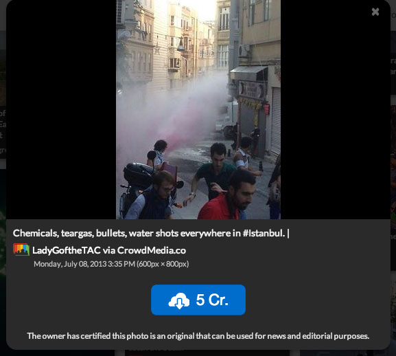 CrowdMedia to Disrupt Photojournalism Industry with Crowdsourced Social Pics screen1