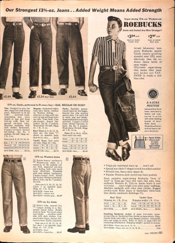 Who's Your Dada? sears catalog 1958 spring 0469 448x620