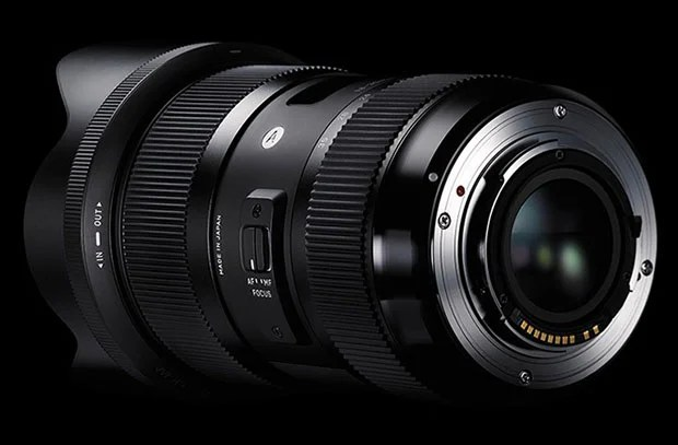 Sigma May Be Building a Groundbreaking 24 70mm f/2 Lens for Full Frame Cameras sigmalens