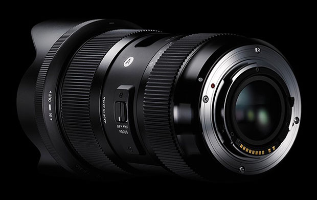 Sigma Announces Conversion Service for Switching Lenses Between Mounts sigmamount1