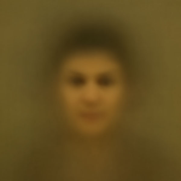 Averaged Portraits Created Using Faces Found in Popular Movies ssbkyh amelie copy