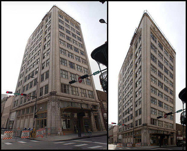 Bending Pixels: Fun Things You Can Do With Panorama Stitching Software twoviews