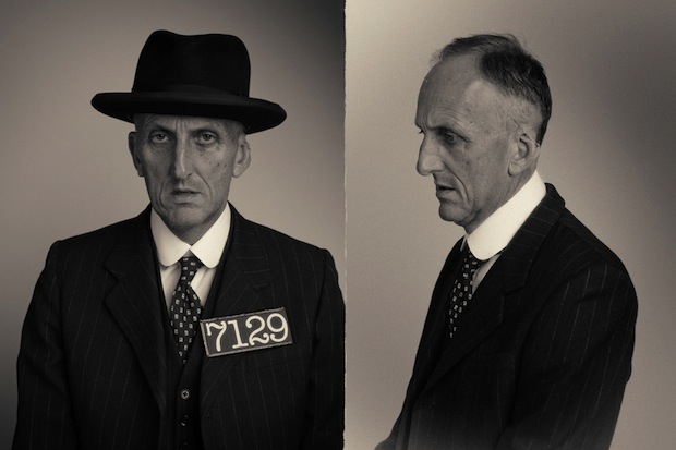 Wanted: Recreating Mug Shots Taken in the 1920s and 30s wanted10