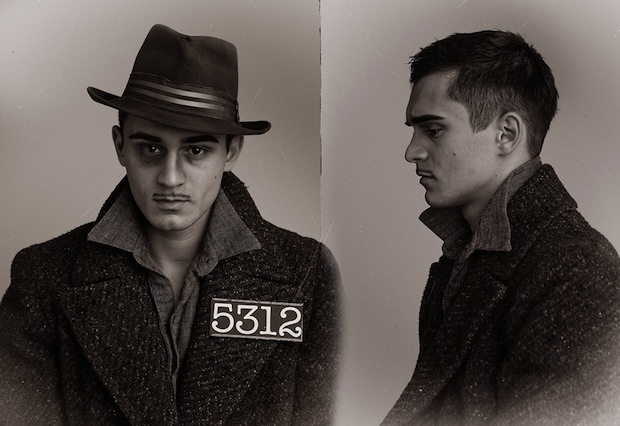 Wanted: Recreating Mug Shots Taken in the 1920s and 30s wanted3