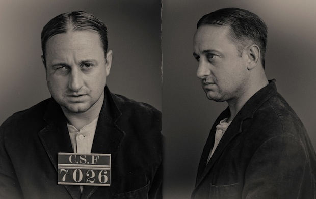 Wanted: Recreating Mug Shots Taken in the 1920s and 30s wanted9