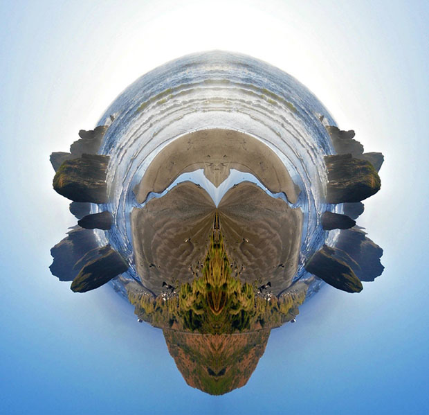 How to Turn a Smartphone Panorama Into a Tiny Planet Photo 61