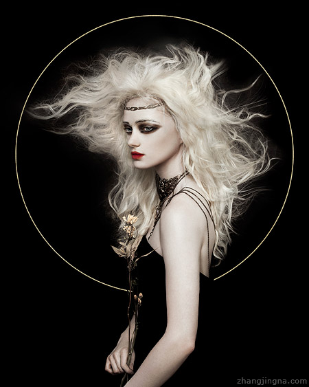 An Interview with Photographer Zhang Jingna Motherland Chronicles 20 Lily II