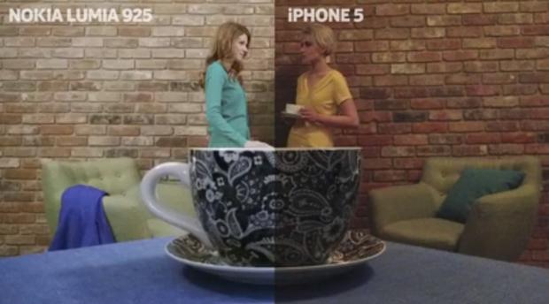 New Nokia Spot Bashes iPhone 5 Camera ScreenHunter 103 Aug. 05 15.25