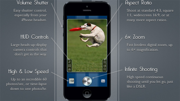 SnappyCam Lets iPhone Users Capture 20FPS at Full Resolution SnappyCam Overview 3