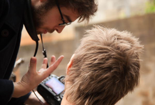 6 Tips for Effectively Shooting Behind The Scenes Vonnegut 2 of 12