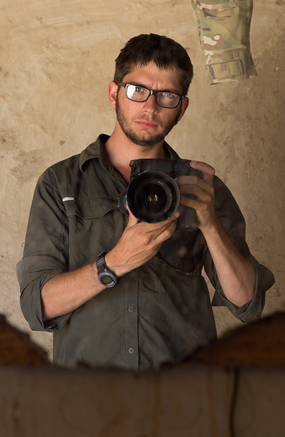Interview with Andrew Nelles, Former Chicago Sun Times Photographer bio1