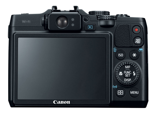 Canon Refreshes Point and Shoot Lineup, Brings Facebook Sharing to PowerShot N canong16 1