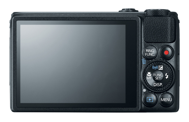 Canon Refreshes Point and Shoot Lineup, Brings Facebook Sharing to PowerShot N canons120 1
