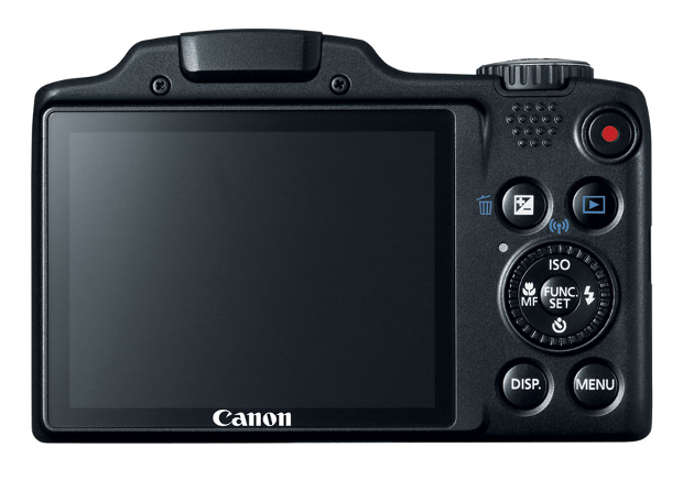 Canon Refreshes Point and Shoot Lineup, Brings Facebook Sharing to PowerShot N canonsx510 1