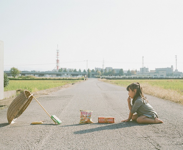 A Japanese Dads Imaginative Conceptual Portraits of His 4 Year Old Daughter daughter3