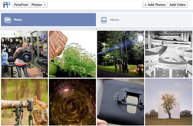 Uploading Too Many Photos to Facebook Makes People Like You Less, Study Finds facebookphotoupload1