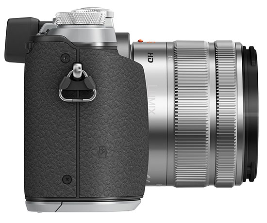 Panasonic GX7 is a 16MP Mirrorless with In Body Stabilization and a Tiltable EVF gx7sidea