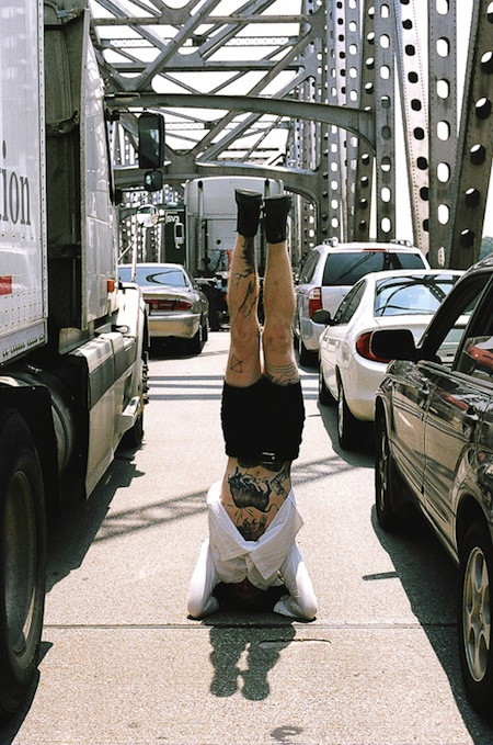 Quirky Self Portraits of Photographer Alex Wein Doing Headstands Across the World headstands6