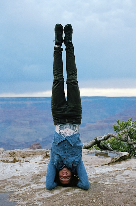 Quirky Self Portraits of Photographer Alex Wein Doing Headstands Across the World headstands9