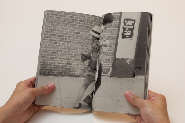 Photog Uses Photo Book Crease to Hide Important Parts of Photos... On Purpose inbetween4